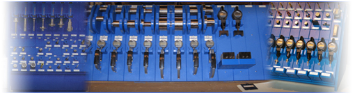 Leader Coproration offers Complete Gage Storage Systems
